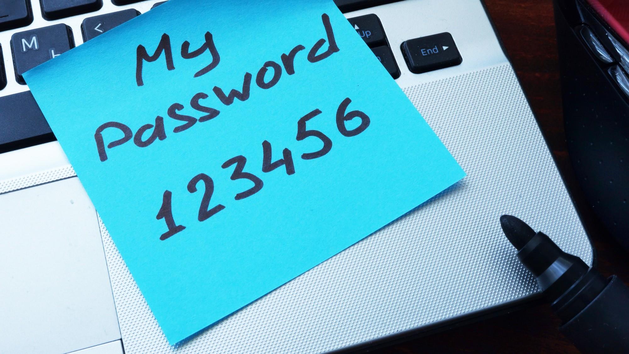 Британские исследователи представили список самых часто взламываемых паролей