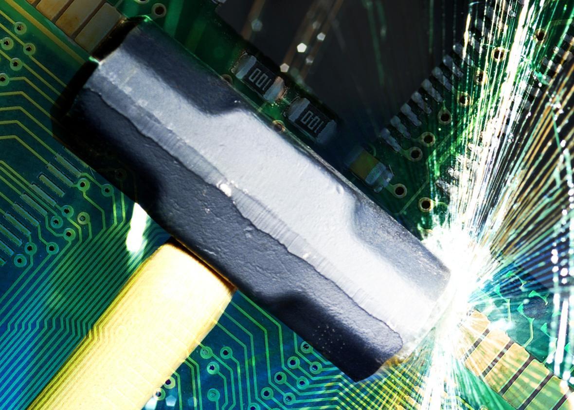 По мере уменьшения размеров карт памяти растет число устройств, уязвимых к Rowhammer