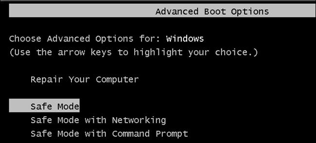 Вымогательское ПО REvil теперь шифрует файлы в безопасном режиме Windows