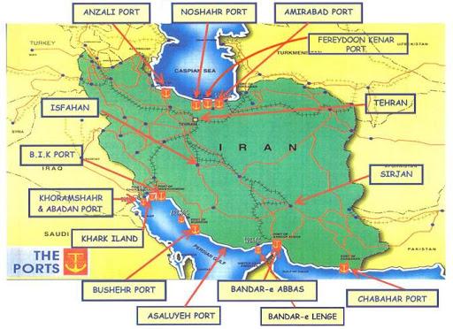 Власти Ирана сообщили о кибератаке на один из портов страны