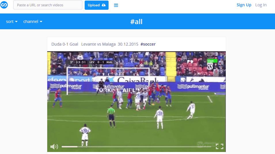 Роскомнадзор заблокировал сервис коротких видео Streamable по иску «Матч-ТВ»
