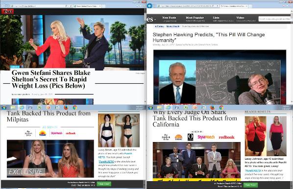 Злоумышленники взламывали учетные записи клиентов GoDaddy и создавали на их сайтах рекламные страницы