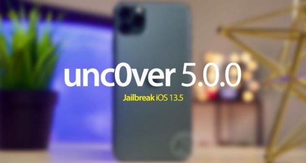 Команда Unc0ver опубликовала джейлбрейк для iOS 13.5