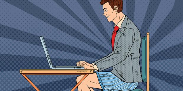 Опрос: большинство офисных работников в России и Европе периодически обходят корпоративные системы информационной безопасности
