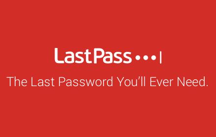 Менеджер паролей LastPass содержит целых семь трекеров