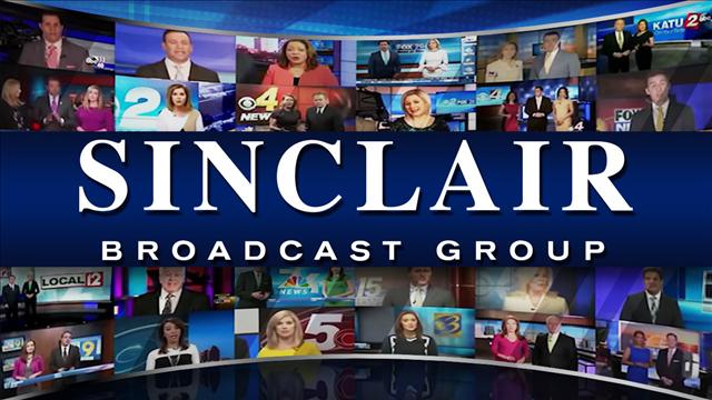 ТелекомпанияSinclair Broadcast Group атакована вымогателями