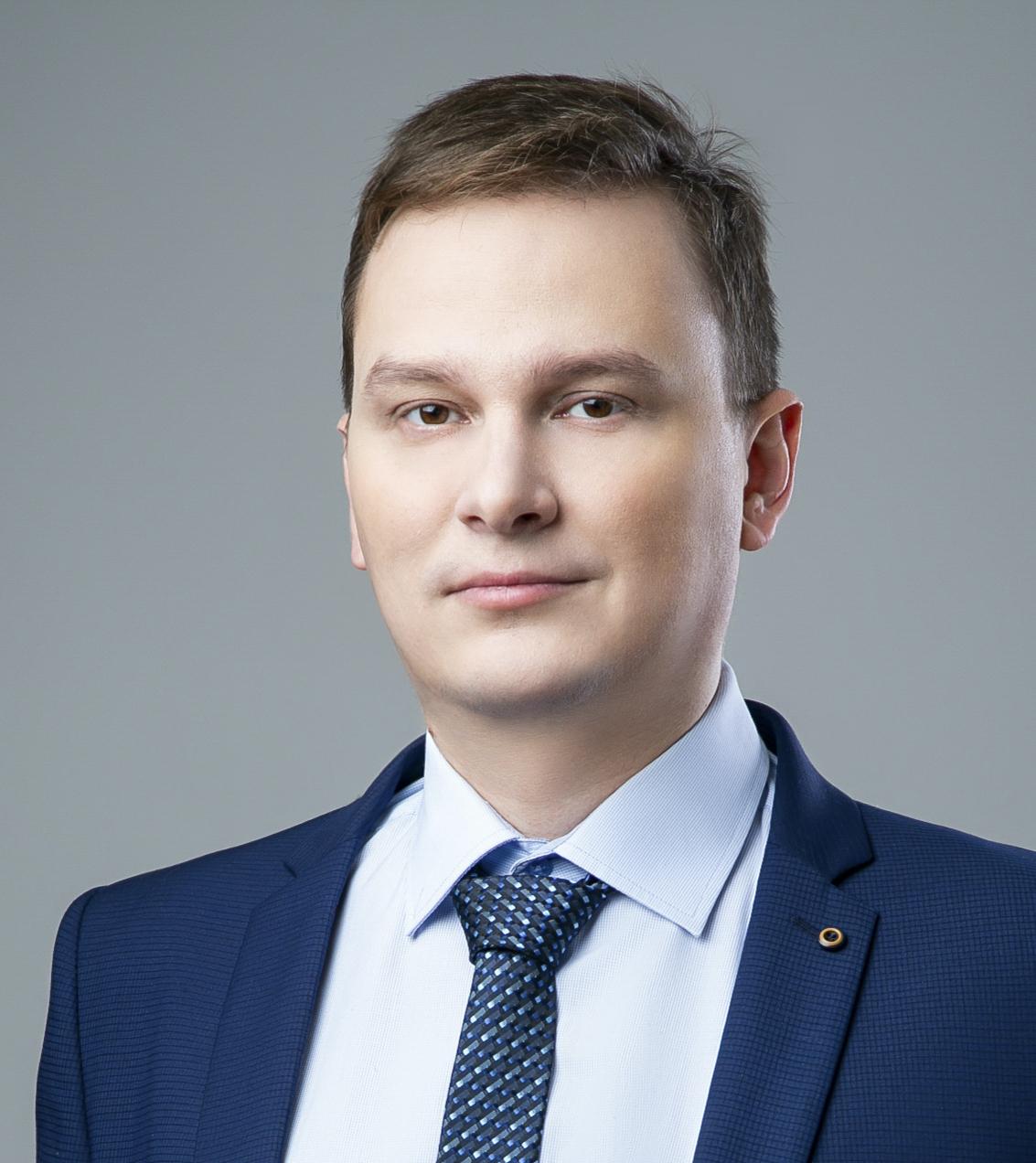 Михаил Стюгин
