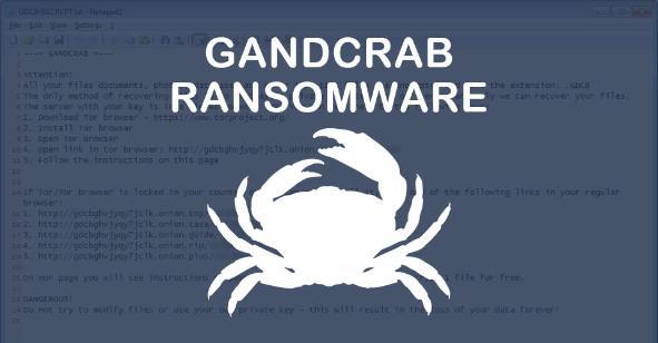 Письма со стенографией заражают компьютеры вымогательским ПО GandCrab