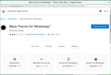 В Whatsapp идёт новая фишинговая кампания