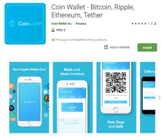 В Google Play найдено очередное приложения для кражи криптовалют