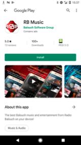 Шпионское приложение в Google Play маскировалось под интернет-радио